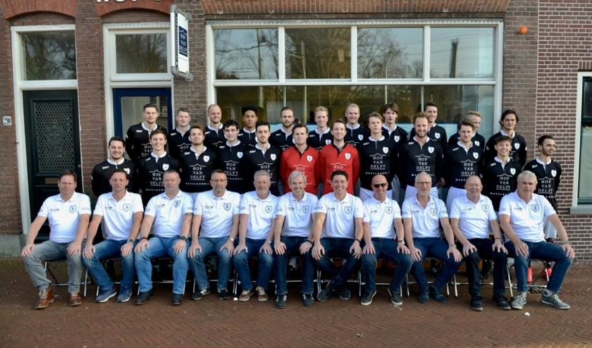 De selectie van Concordia voor het kantoor van Hof van Delft Makelaardij.