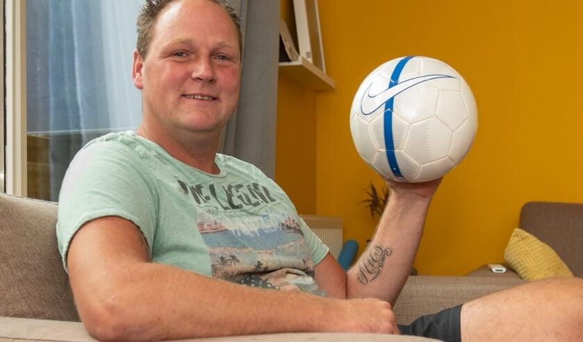 Tim van der Velden won tweemaal de Richard van Vondelen-trofee voor beste doelman en is daar nog steeds trots op. (Foto: Roel van Dorsten)