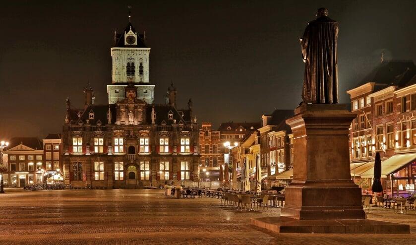 <p>In het Stadhuis werd afgelopen donderdagavond tot in de late uurtjes vergaderd over onder meer participatie <br>(Foto: Koos Bommel&eacute;)</p>
