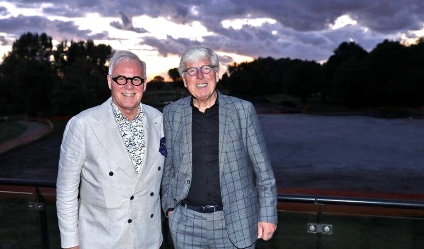 <p>Leo Quack liep bij het golftoernooi in Broekpolder meneer Reimers, de steun en toeverlaat van Herman den Blijker, tegen het lijf. (foto: Koos Bommel&eacute;)</p>