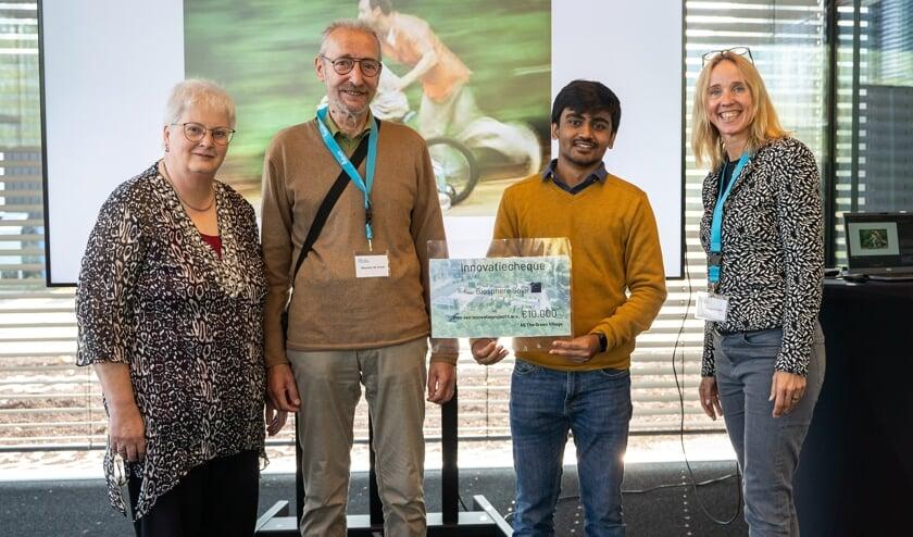 <p>Riny de Groot, Maarten de Groot, Sujith Vishwanathreddy Biosphere, Marjan Kreijns&nbsp;</p>