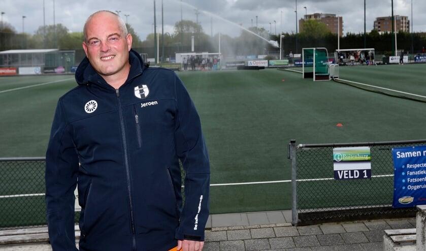 <p>Technisch Manager Jeroen Laurensen (Foto: Koos Bommel&eacute;)</p>