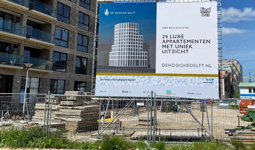 <p>In het stadsdeel Nieuw Delft verrijst een unieke multifunctionele toren met een robuust uiterlijk onder de naam De Hooghe Delft </p>