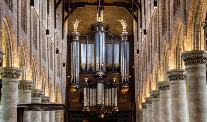 Bätz-orgel Nieuwe Kerk