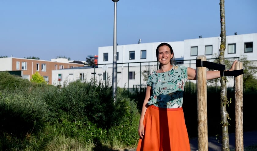 <p>Elske Stellingwerff, Voorzitter van Buurtvereniging Delftzicht&nbsp;</p>
