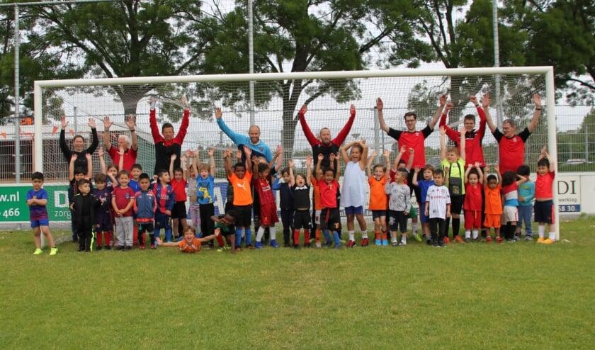 <p>Afgelopen zaterdag heeft Vitesse Delft haar Familiedag gevierd </p>