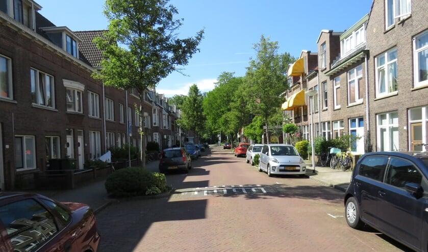 Ook in de Frederik Hendrikstraat zijn panden verkamerd (Foto: Finn Rekveldt)