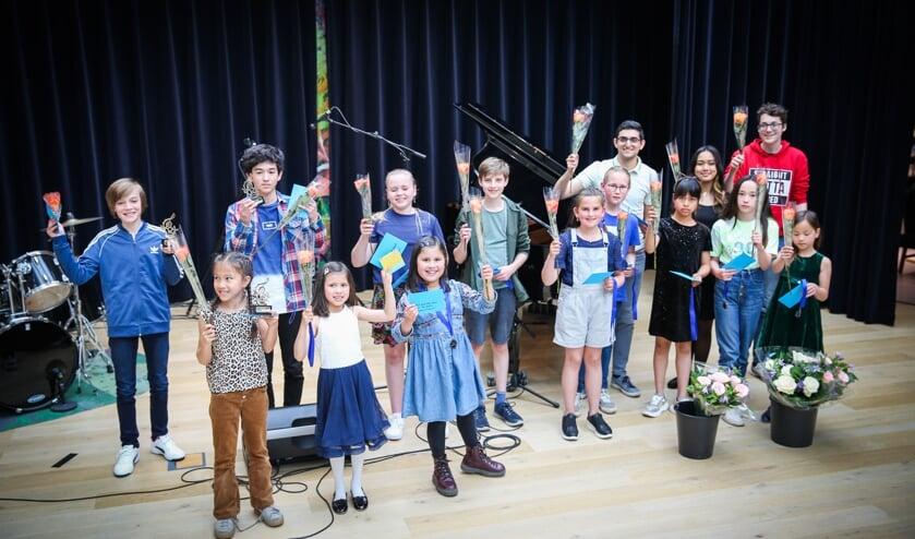 Finalisten De VAK Muziekprijs (Foto: Doris van Iperen)