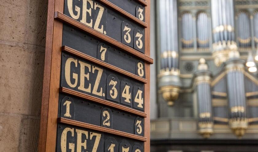 Bätz-Witte orgel Oude Kerk