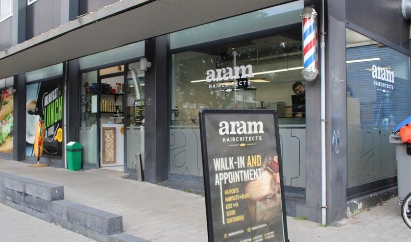 <p>Aram is misschien wel de bekendste barber in Delft.&nbsp;</p>