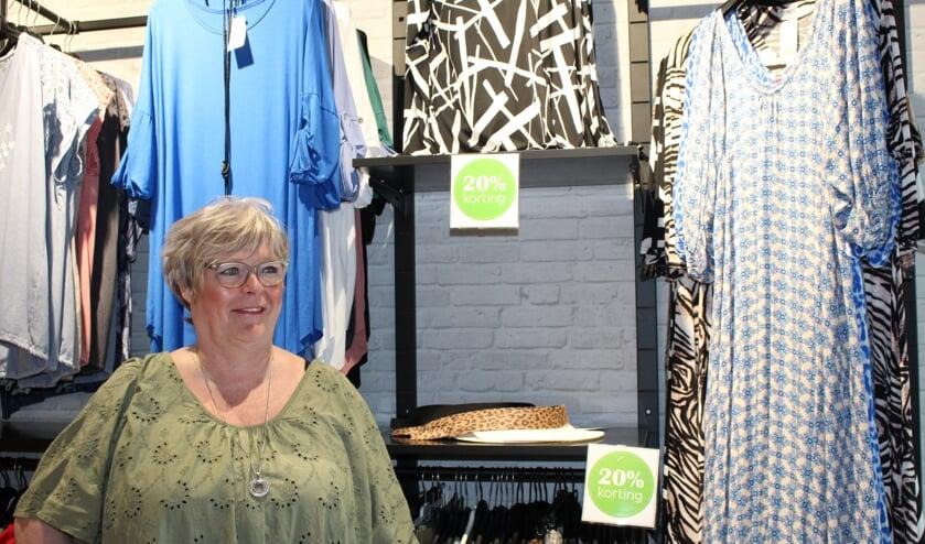 <p>Astrid Colijn heeft mooie (najaars)mode. (Foto: EvE)</p>