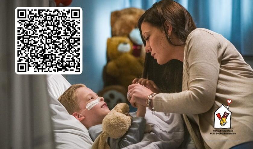 <p>Als je kind in het ziekenhuis ligt is niets vanzelfsprekend.</p>