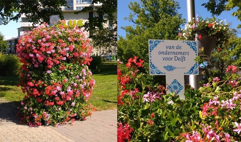 <p>De flowertowers zijn een zichtbare activiteit van het Ondernemersfonds.</p>