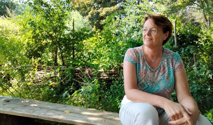 <p>Esther Hasselman bij De Papaver</p>