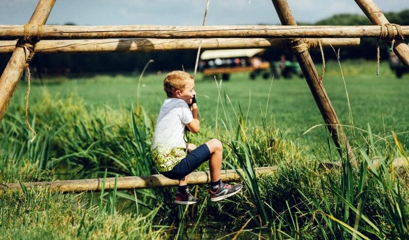 Genieten in de natuur tijdens de Bieslanddagen