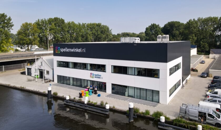 <p>Spellenwinkel.nl aan de Rotterdamseweg 370-A9 </p>