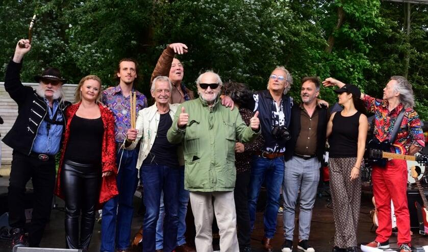 <p>Ook Group 1850 zal optreden tijdens Beat aan Zee. Foto: Martin Reitsma </p>