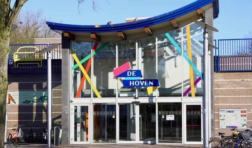 Winkelcentrum De Hoven Passage (Foto: Koos Bommelé)