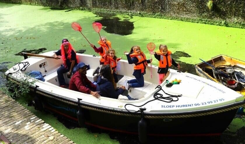 Canal Cleanup 2020 (Foto: Koos Bommelé)