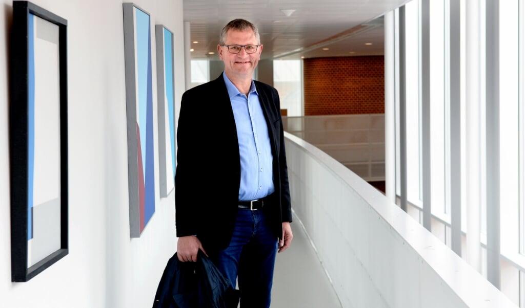 <p>Borgmester Henrik Frandsen er godt tilfreds med de seneste corona-tiltag. En del medarbejdere p&aring; r&aring;dhuset sendes hjem.&nbsp;</p>  (Arkivfoto: Andr&eacute; Thorup)