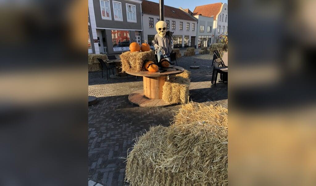 Der vrimler af Halloween i Aabenraa fra den 12. oktober.  (Shop i City Aabenraa)