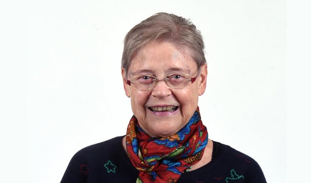 Arkiv  (Lis Mikkelsen fra Toftlund er forfatter til bogen »Kampen om sproget«.)