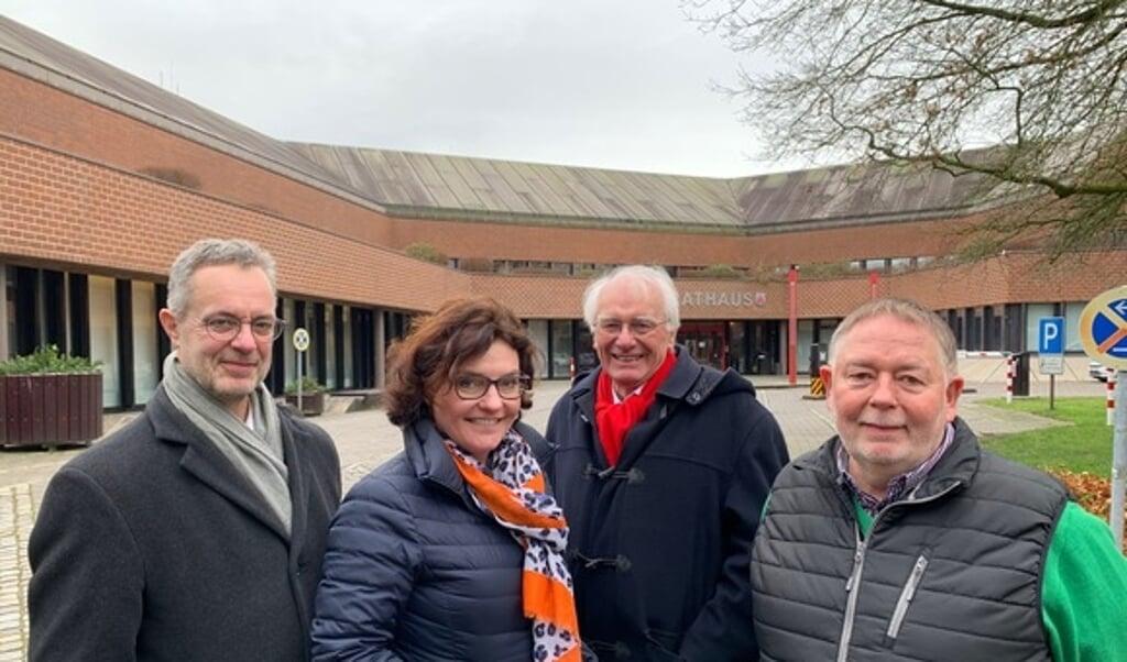 Partiløse Janet Sönnichsen, der har udfordret den nuværende borgmester Pierre Gilgenast, har fået 68,7 procent af stemmerne.  ( Volker Metzger)