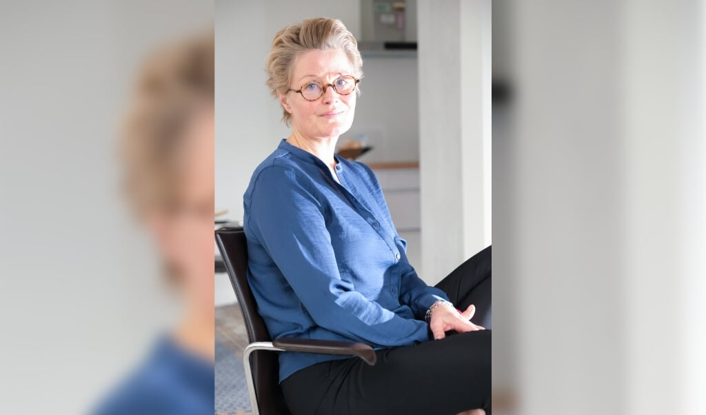 Henriette Beier arbejder som selvstændig life-coach i Lyksborg. Hun har en bred terapeutisk baggrund.  ( Sebastian Iwersen)