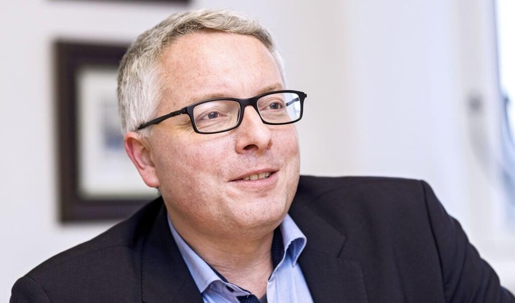 Ratsherr Arne Rüstemeier ist neuer Vorsitzender des Kreisverbandes des Volksbundes Deutsche Kriegsgräberfürsorge. Archivfoto:   (Lars Salomonsen)