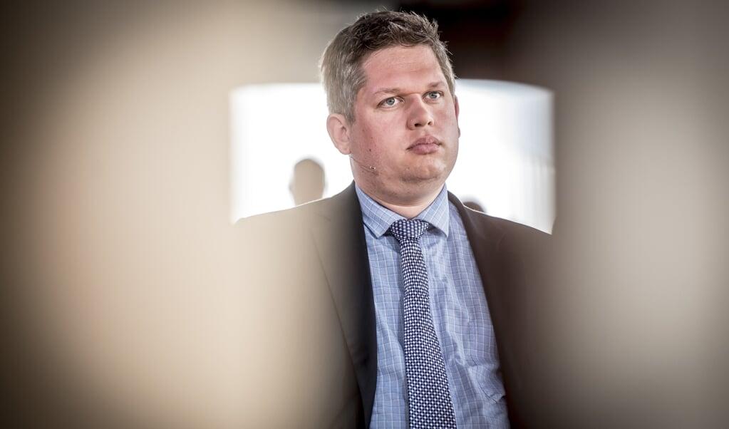 Tirsdag blev Rasmus Paludan nægtet indrejse i Tyskland, da han landede i Tegel Lufthavnen i Berlin. Da han onsdag igen forsøgte at rejse ind i landet, blev han anholdt.(Arkivfoto).  (Mads Claus Rasmussen/Ritzau Scanpix)