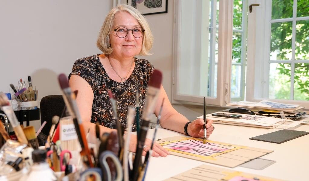 Lisbet Mikkelsen-Buhl er formand for  (Flensborg Avis' Tilsynsråd.)