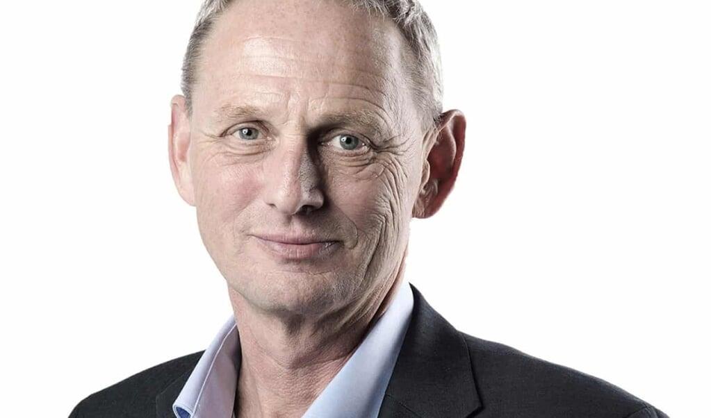 Peter Orry, ansvarhavende chefredaktør på JydskeVestkysten  (Arkivfoto)