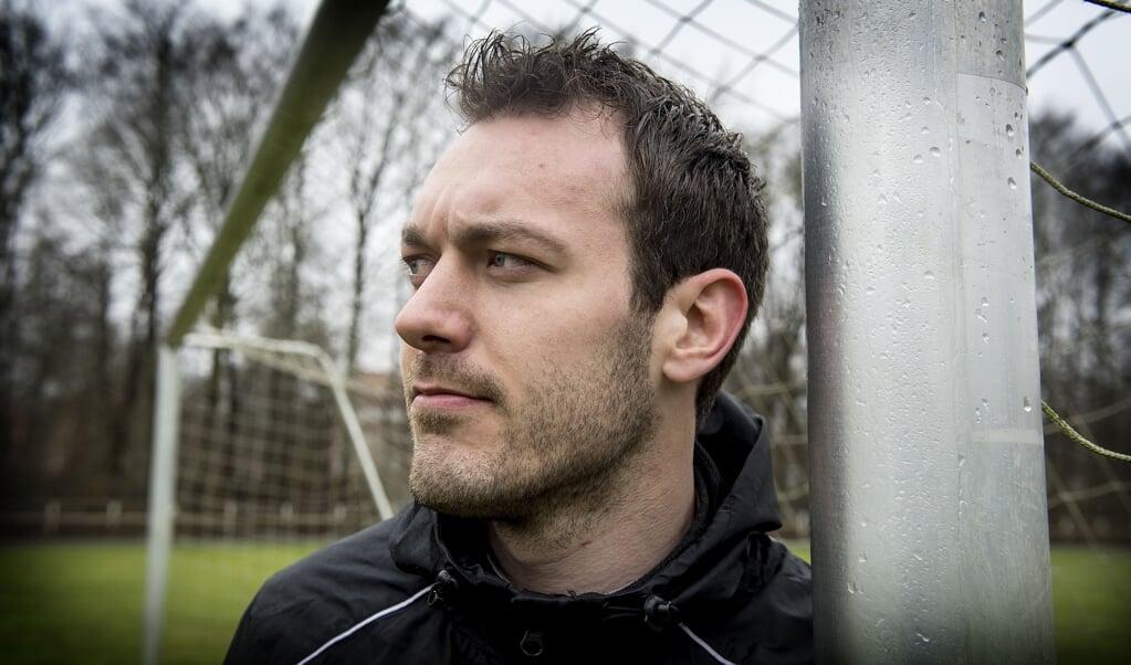 - Vi ser os som venner, siger Kasper Sørensen, fodboldleder i Tønder.  Hans Chr. Gabelgaard  (Hans Chr. Gabelgaard)