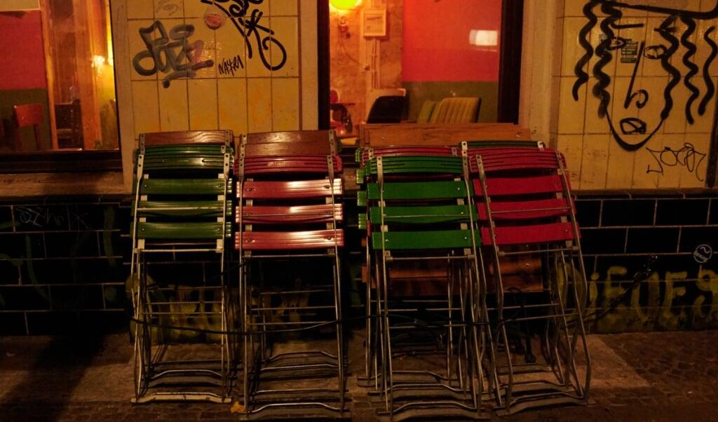 <p>Efter en enkelt uge er det muligvis forbi med den s&aring;kaldte sp&aelig;rretid (Sperrstunde) i Berlin.</p>  ( Annette Riedl/dpa)