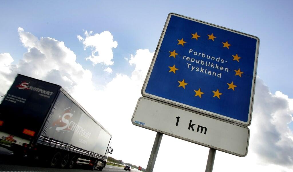 Slesvig-Holsten tillader under visse betingelser, at bosatte i Slesvig-Holsten kan tage til Danmark og bosatte i Sønderjylland kan tage til Slesvig-Holsten uden at skulle i karantæne.   ( Claus Fisker/Ritzau Scanpix)