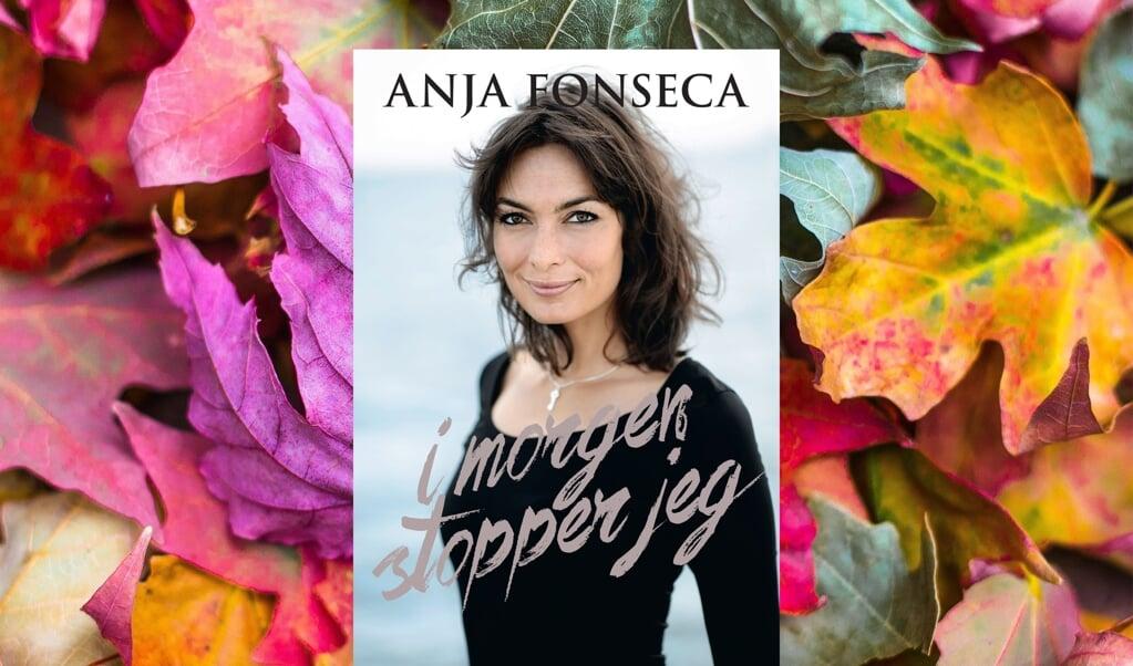 """Forsiden af Anja Fonsecas bog """"I morgen stopper jeg"""".  ( Pixabay/DCB)"""