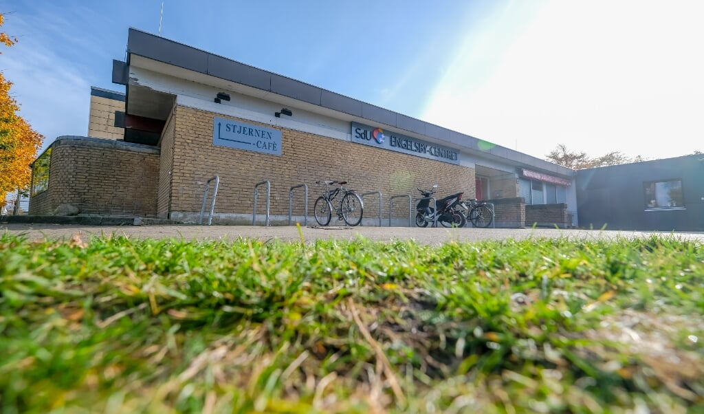 Engelsby-centret er truet af lukning, hvis finanseringen af renoveringen ikke falder på plads. I kommunen tegner der sig grønt lys for et tilskud på 300.000 euro.   ( Sebastian Iwersen)