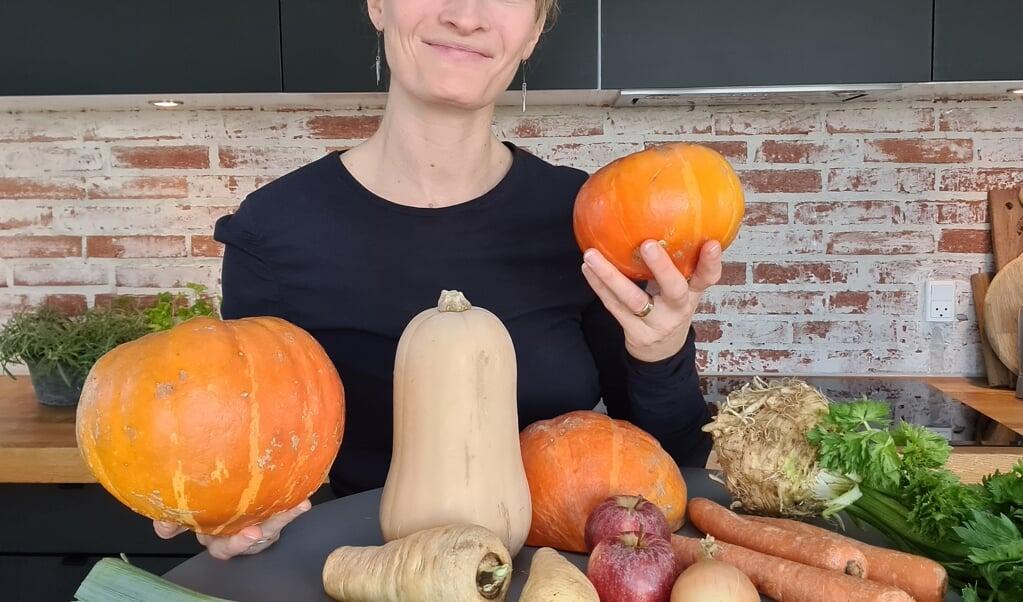 Græskar er i sæson og dagens opskrift på hokkaido-suppe er et hit hos både børn og voksne.   ( Camilla Pi Kirkegaard)
