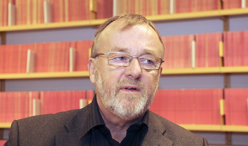 Tidligere skatteminister Frode Sørensen fra Sønderborg er forfatter til bogen »Det røde hjørne«, der udkommer i næste uge,  (Povl Klavsen)