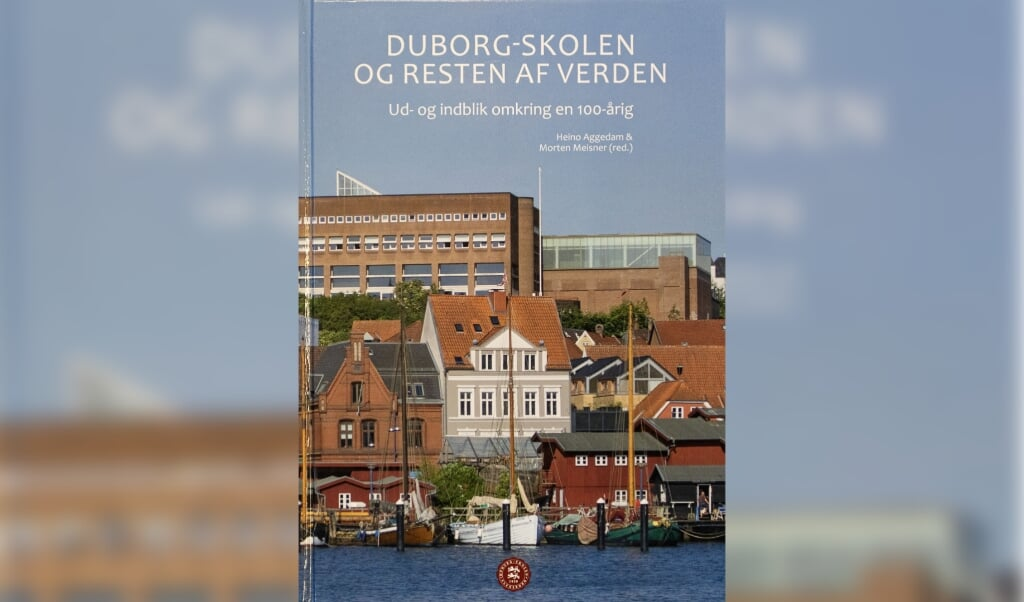 Duborg-Skolen har udgivet en bog i anledning af 100-års jubilæet. Den fokuserer på de seneste 25 år.   Lars Salomonsen  (Lars Salomonsen)