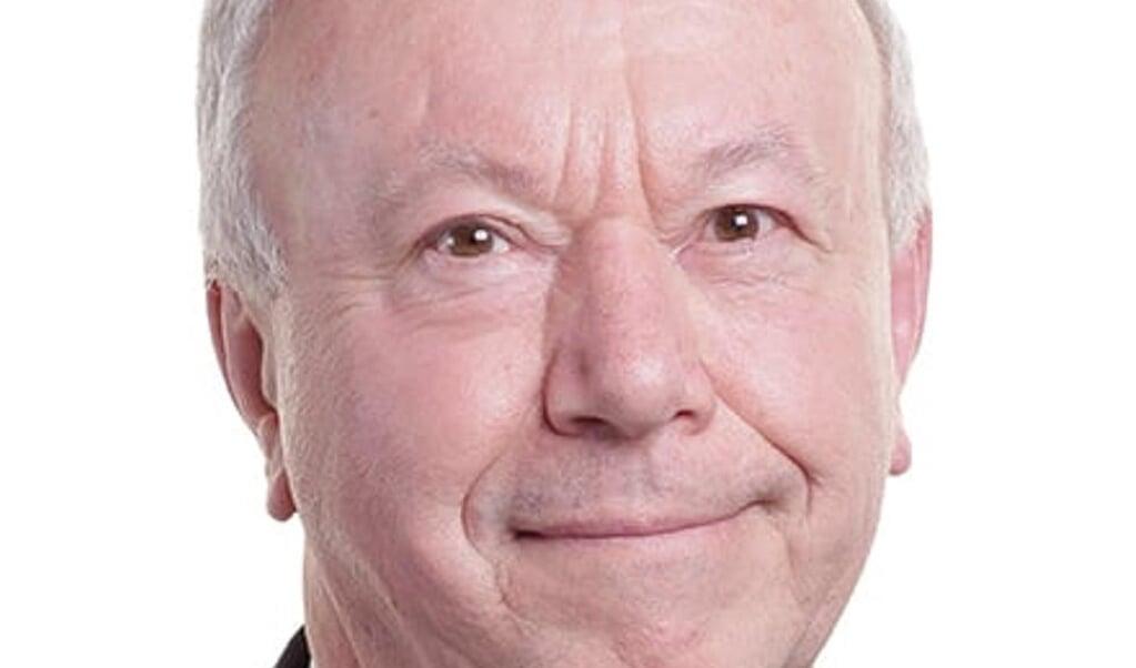 Formanden for SSW-gruppen i amtsrådet Rainer Witte   ( SSW)
