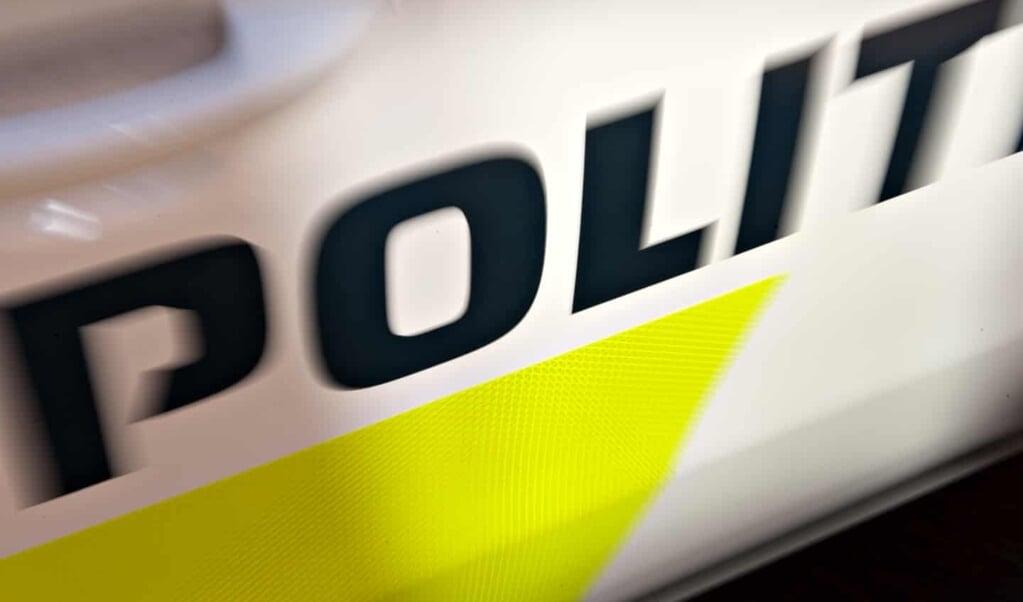 En stjålet varevogn i Aabenraa blev af politiet fundet i Haderslev.  (Arkivfoto: Michael Bager)