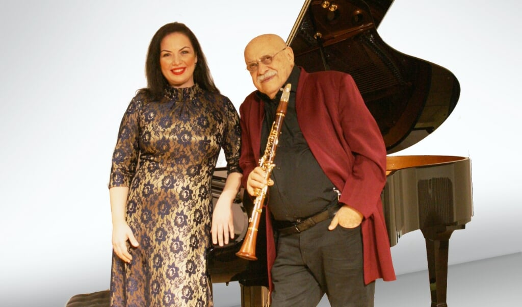 Alina Kabanova og Giora Feidman.  ( PR)