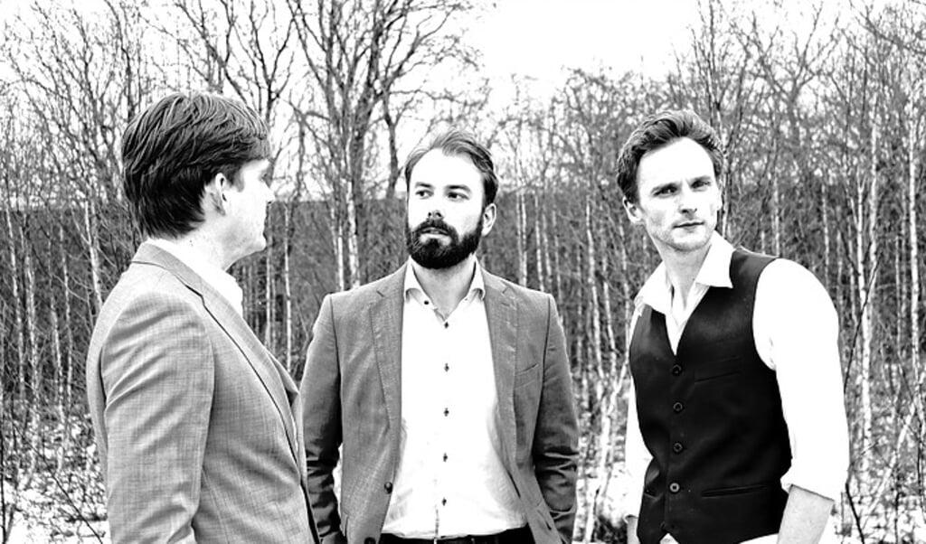 Den Danske Klarinettrio spiller den 22. november i Slesvigske Musikhus i Haderslev.   ( PR)