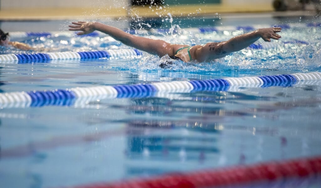 Campusbad i Flensborg har fire bademester-azubis.   ( Kira Kutscher)