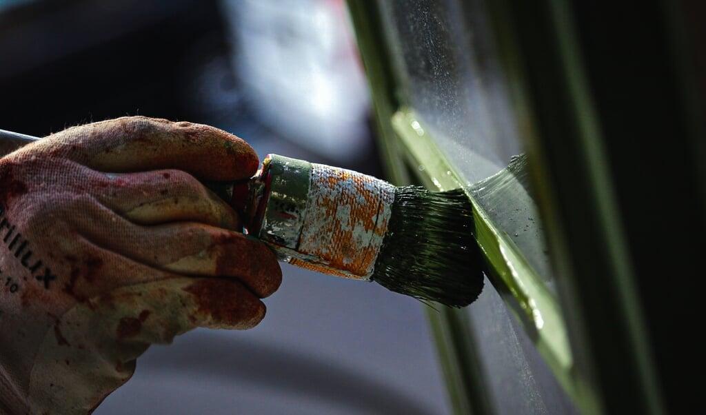 Maler und Lackierer in Flensburg sollen künftig besser entlohnt werden.  IG BAU  (IG BAU)