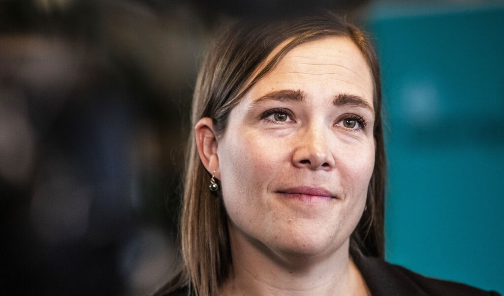 Ifølge social- og indenrigsminister Astrid Krag (S) får blandt andre pårørende til mennesker med handicap bedre hjælp.  ( Olafur Steinar Gestsson/Ritzau Scanpix)