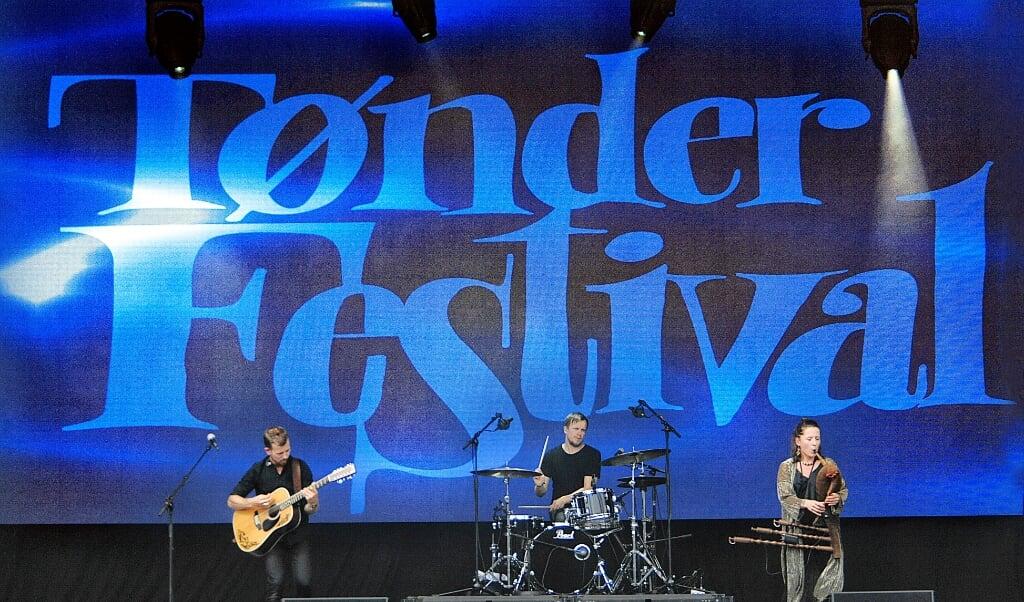 Corona-krisen har været hård ved Tønder Festival, men festivalens medarbejdere arbejder ufortrødent videre med 2021-programmet.  ( Hans Christian Davidsen)