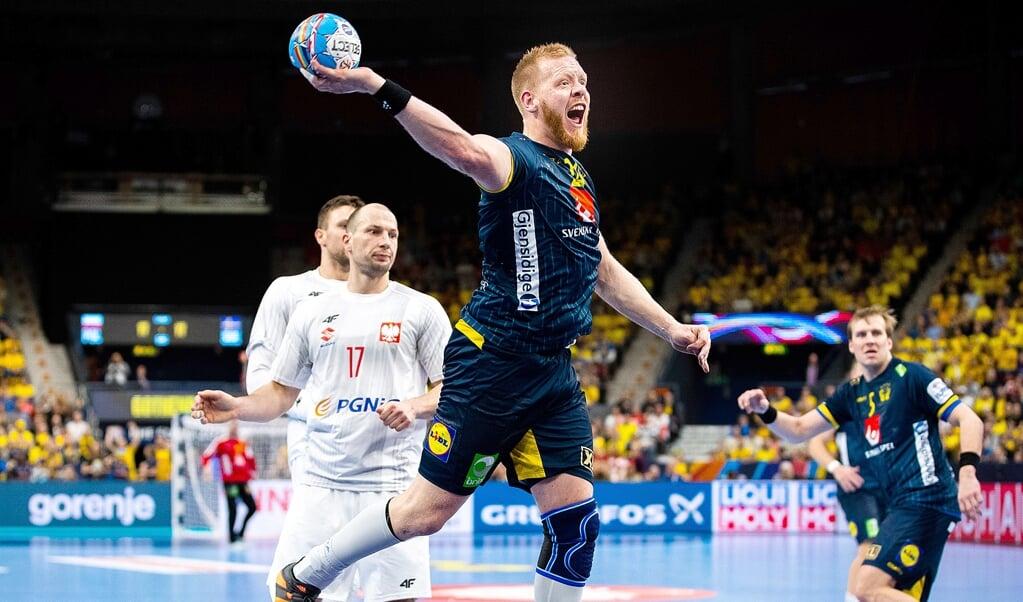 Jim Gottfridsson konnte mit Schweden einen sicheren Sieg in der EM-Qualifikation einfahren.  (Archivfoto)