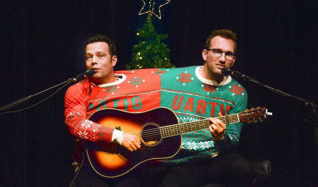 Der bliver ingen julekoncert med populære Mark & Christoffer i år.  ( Hans Christian Davidsen)